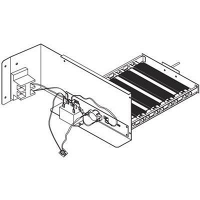 LG ANEH033B1 3 kW Electric Heat for LG Vertical Air Handler