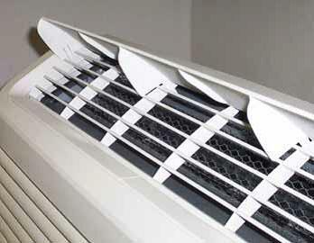 Amana PTCB10E Window Curtain Baffle for R410A Models 10 Pack