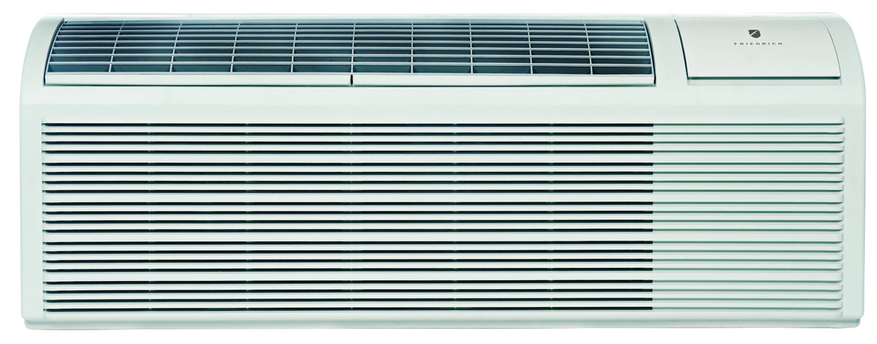Friedrich PDH15K3SG 14200 BTU, 10.6 EER PTAC Air Conditioner with Heat Pump