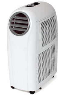 Friedrich P12SA 12,000 BTU ZoneAire Portable Air Conditioner with Heat