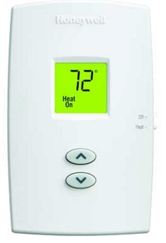 Honeywell TH1100DV1000 PRO 1000 Heat Only Thermostat