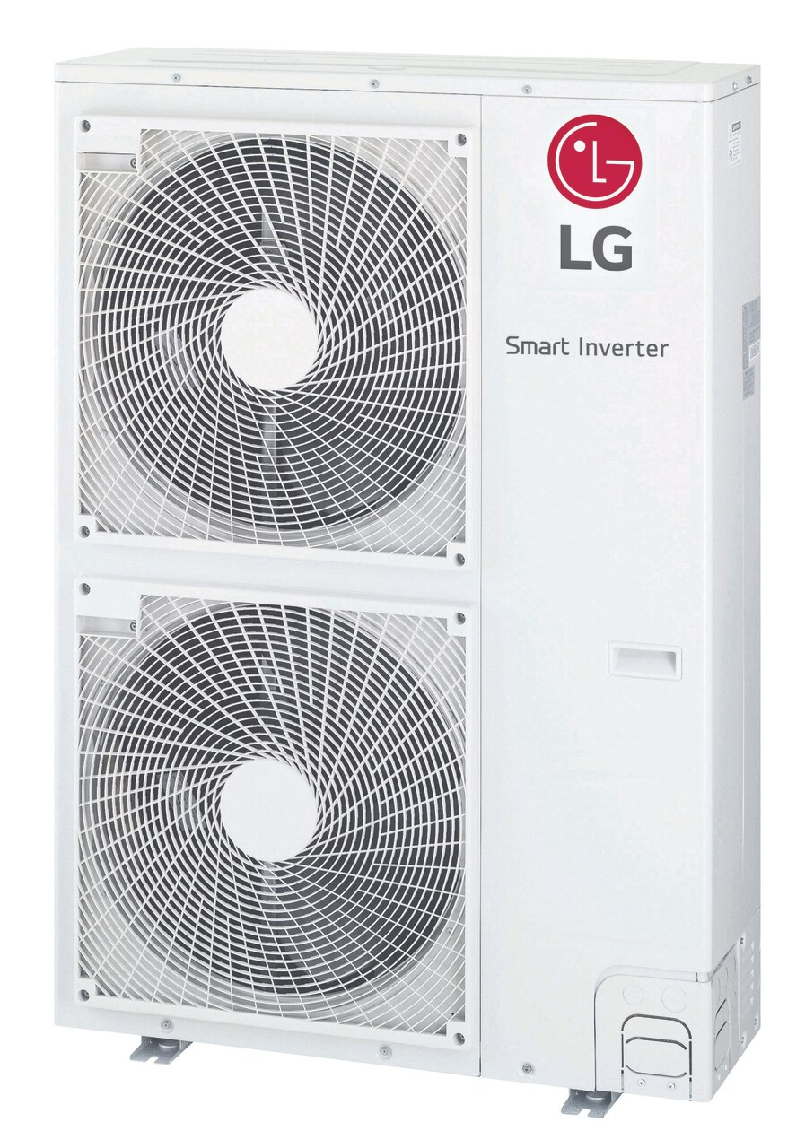 LG LMU360HHV 36,000 BTU Configurable Five-Zone Multi F LGRed Mini-Split Air Conditioner Heat Pump - Energy Star