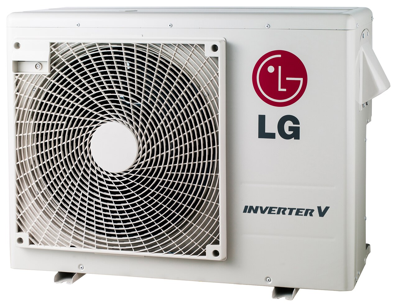 LG LMU36CHV 36,000 BTU 22 SEER Configurable Quad-Zone Mini-Split Air Conditioner with Heat Pump - Energy Star