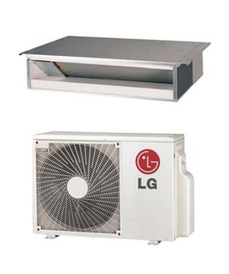LG LD097HV4 9000 BTU Single Zone Low Static Ducted Ceiling Mini Split System