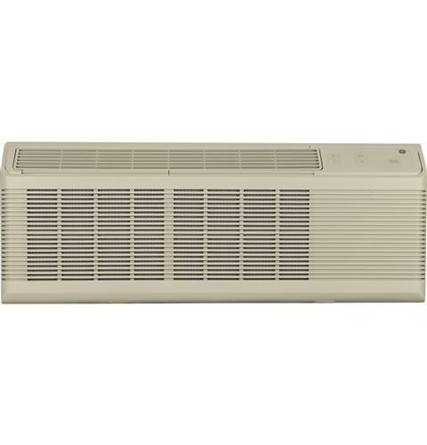 GE AZ45E09DAC 9000 BTU Class Zoneline PTAC Air Conditioner with Electric Heat and Corrosion Protection