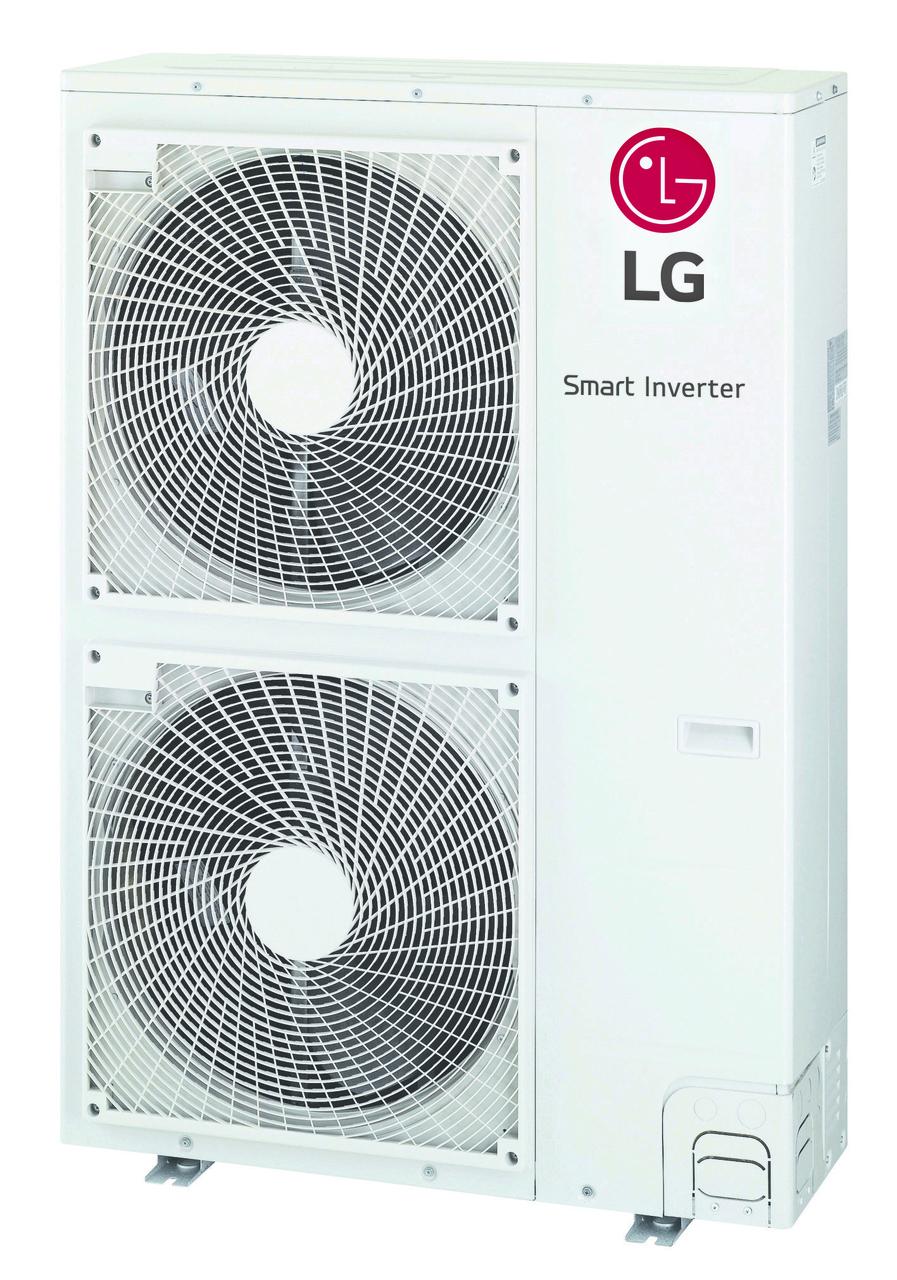 LG LMU420HHV 42,000 BTU Configurable Six-Zone Multi F LGRed Mini-Split Air Conditioner Heat Pump - Energy Star