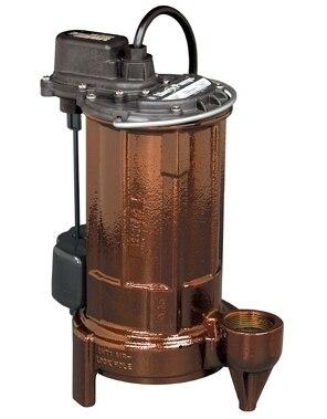Liberty Pumps 287 1/2 HP Submersible Sump Pump