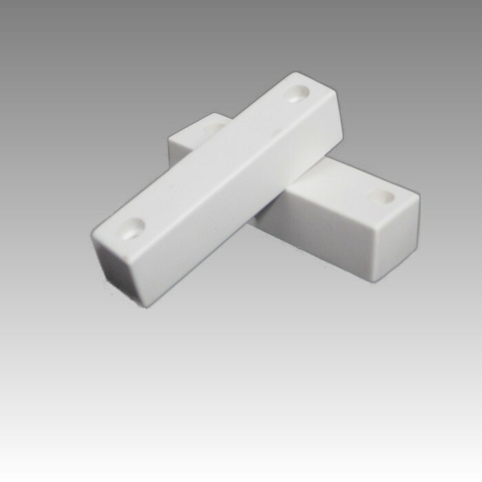Mars J0021 Surface Mounted Commercial Magnetic Reed Switch with Controller and Time Delay for 115V Air Curtains