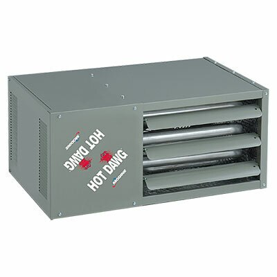 Modine HD100AS0111 Hot Dawg 100,000 BTU Garage Heater - NG