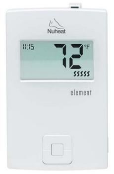 Nuheat ELEMENT Non-Programmable Thermostat