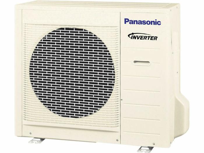Panasonic CU-3E19RBU-5 19,000 BTU, 1.5 Ton Mini Split - Configurable Tri-Zone, Energy Star