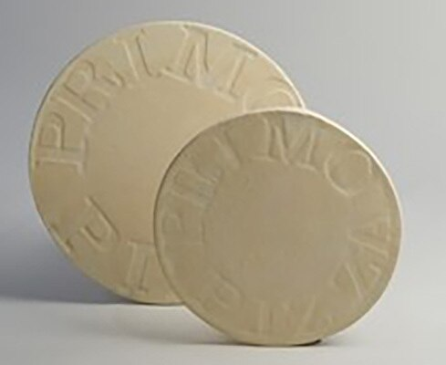 """Primo PRM348 16"""" Natural Finished Pizza Baking Stone"""