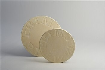 """Primo PRM350 13"""" Natural Finished Pizza Baking Stone"""
