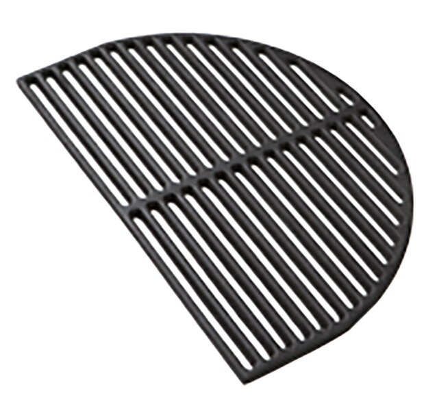 Primo PRM361 Half-Moon Cast Iron Grate for Oval 400 Series Grill
