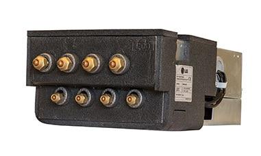 LG PMBD3640 4 Unit Branch Distribution Box for Multi F Max Mini Split System