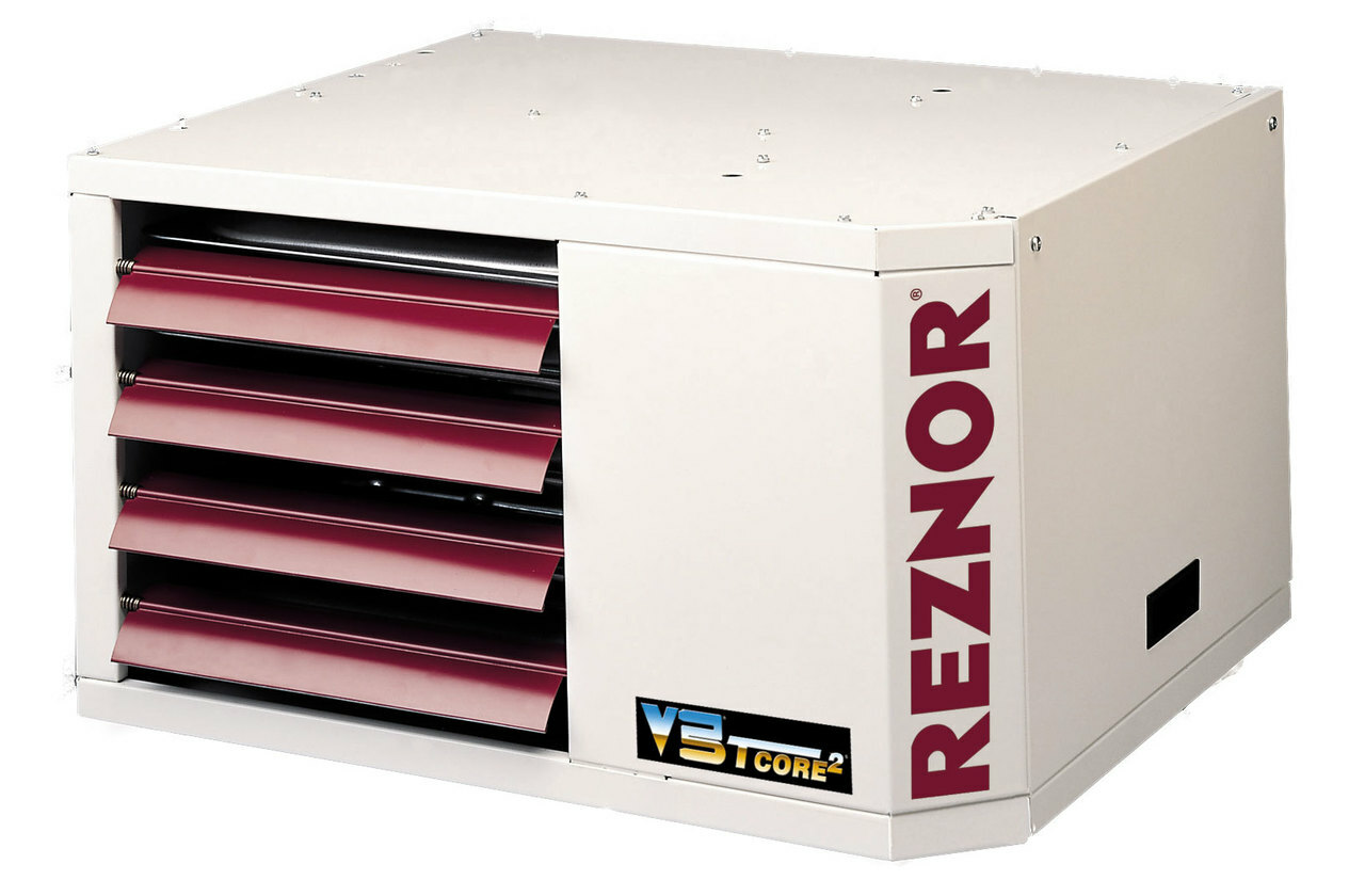 Reznor UDAP-100 100,000 BTU V3 Power Vented Gas Fired Unit Heater on