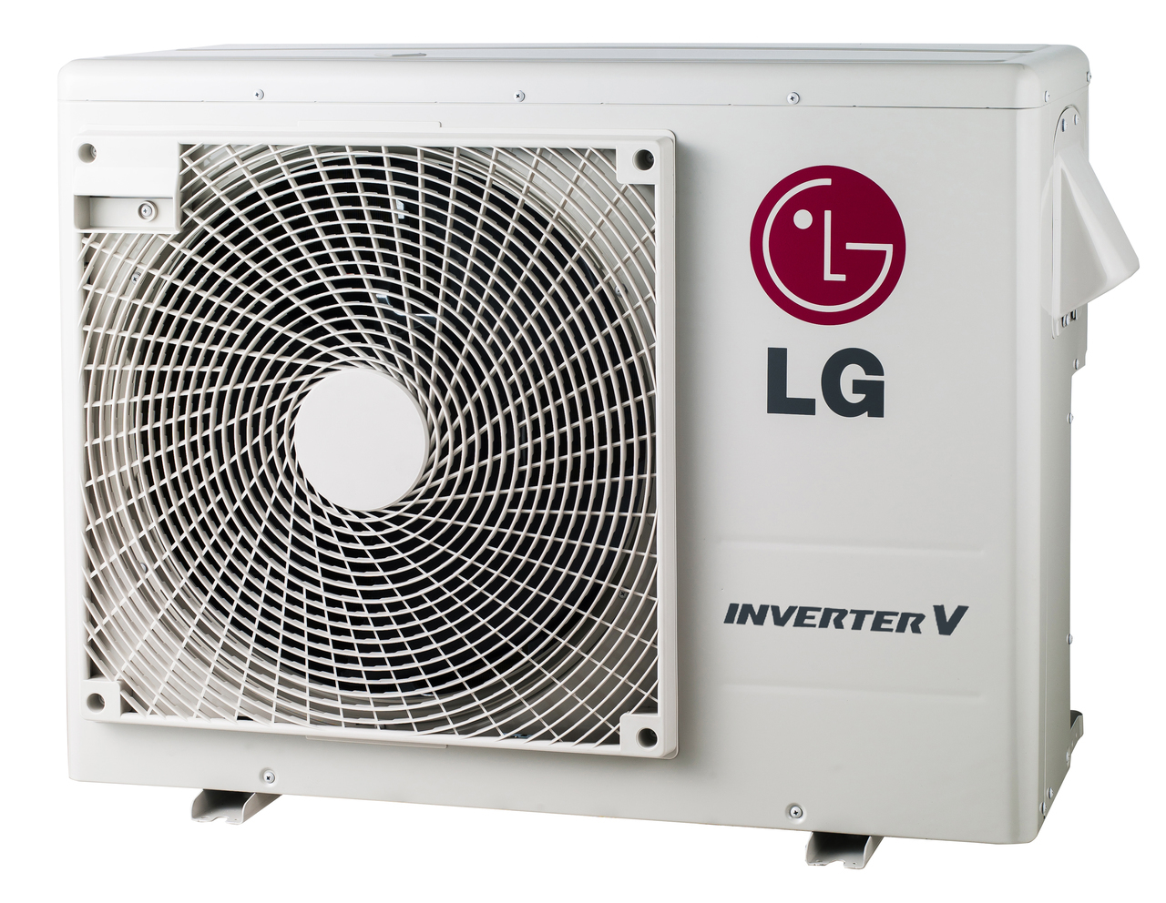 Lg Lmu18chv 18 000 Btu Class Configurable Dual Zone Multi F Mini Split Air Conditioner Heat Pump Energy Star