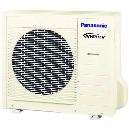 Panasonic CU-5E36QBU-5 36,000 BTU 3 Ton Configurable Five-Zone Mini Split Air Conditioner System with Heat Pump