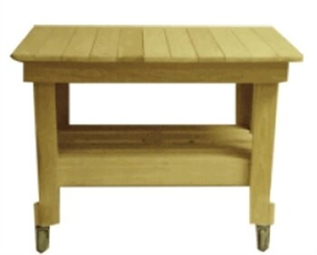 Primo PRM607 Ready-to-Finish Cypress Prep Table