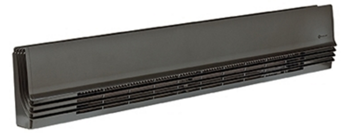 Ouellet Sublime Electric Baseboard Heater - 120 Volt - Metallic Charcoal