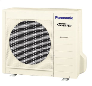 Panasonic CU-E18RB4U 17500 BTU Single Zone Outdoor Unit