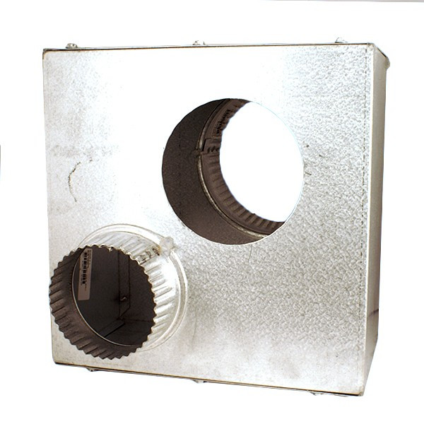 Reznor 211763 CC6 Horizontal Venting Kit for UDAS 150-400 Unit Heaters