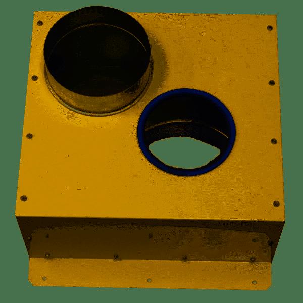 Reznor 221247 CC6 Horizontal Venting Kit for UEAS Unit Heaters