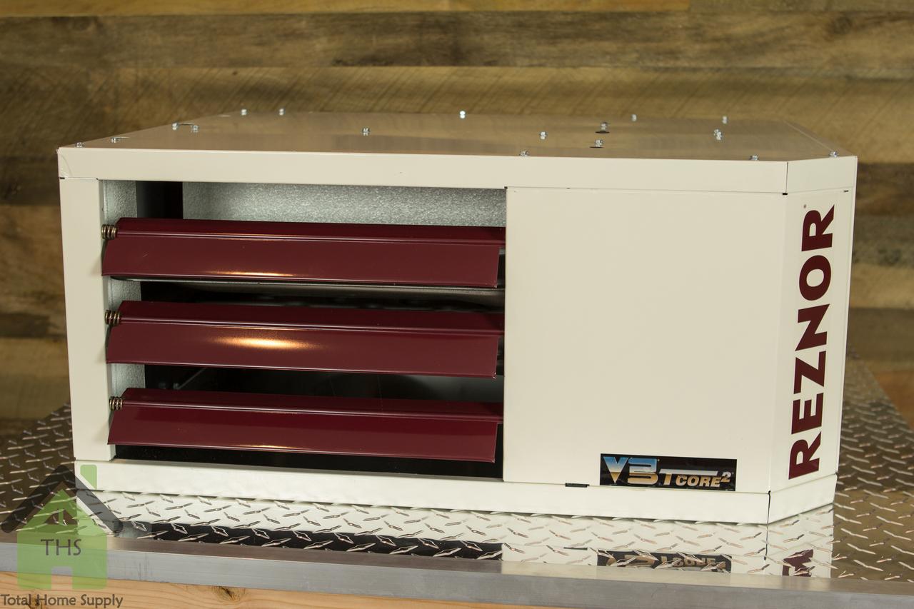 Reznor UDAP-60 60,000 BTU V3 Power Vented Gas Fired Unit Heater