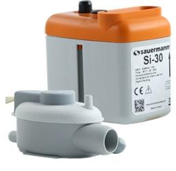 Sauermann SI30-230 Mini Condensate Removal Pump - 230 Volt