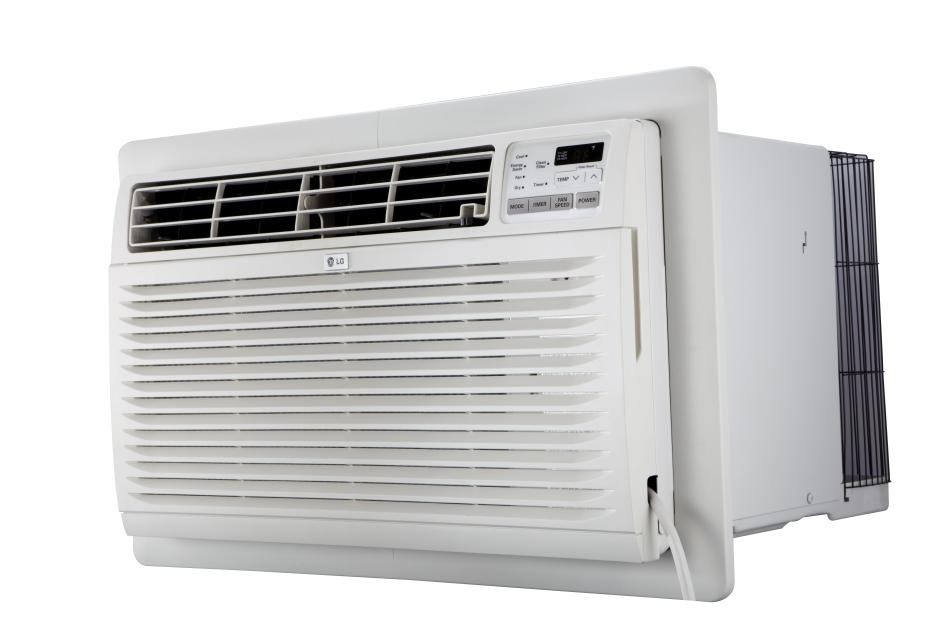LG LT1216CER 11500 BTU Through the Wall Air Conditioner - 115 Volts