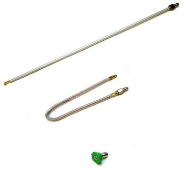 Speed Clean CJ-MSB-ACC-KIT Mini-Split Bib Accessory Kit