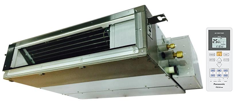 Panasonic CS-ME5SD3UA 5500 BTU Low Profile Ducted Concealed Ceiling Unit