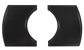Primo PRM317 Two-Piece Island Top for Oval 200 Series Grill
