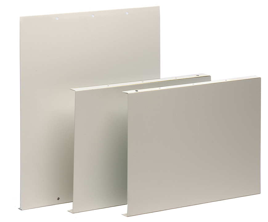 """Williams Furnace Company 9812 Vent Enclosures for Top Vent Furnaces - 12"""" Length"""