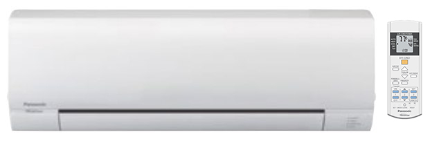Panasonic CS-RE9SKUA Pro Series 9000 BTU Wall Unit - Heat and Cool
