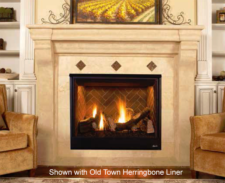 Tremendous Superior Drt3535Dep 35 Direct Vent Fireplace Top Rear Vent Pro Series Liquid Propane Variable Speed Blower And Remote Download Free Architecture Designs Embacsunscenecom