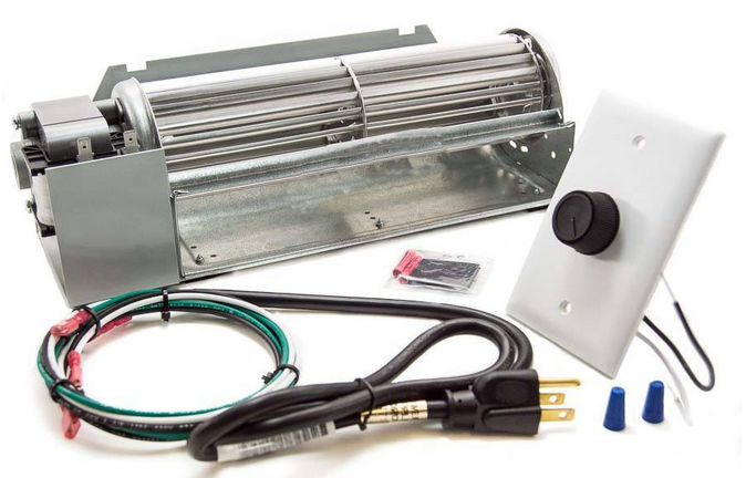 Superior FBK-200 Variable Speed Blower with Wall Switchplate