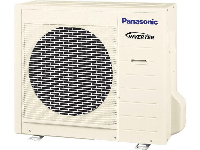 Panasonic CU-2E18SBU-5 16,700 BTU, 1.5 Ton Configurable Dual-Zone Multi-Zone Mini Split - Energy Star