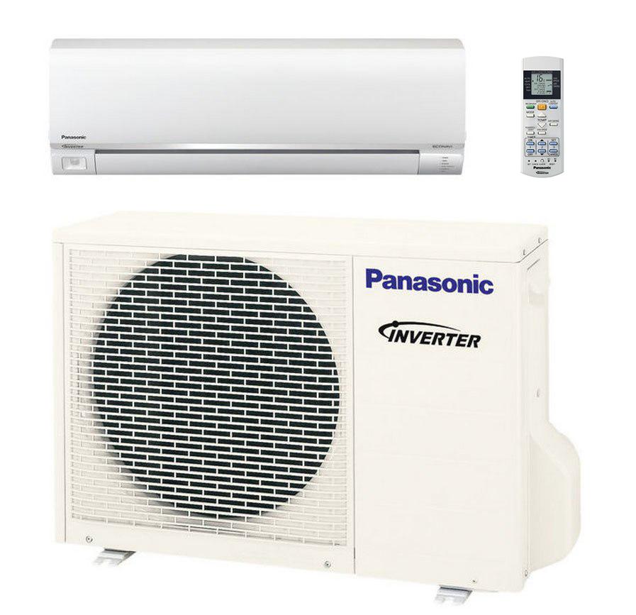 Panasonic E9RKUA 9000 BTU Single Zone System with EcoNavi