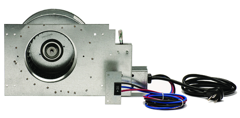 Williams Furnace Company 2102 Automatic Blower for 3501, 5001 and 6501 Series Vented Hearth Heaters