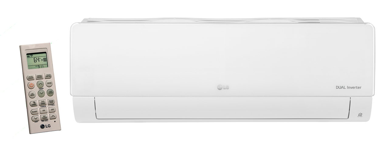 LG LSN120HSV5 12000 BTU Standard Indoor Wall Unit Only - Heat and Cool - Built-In WiFi