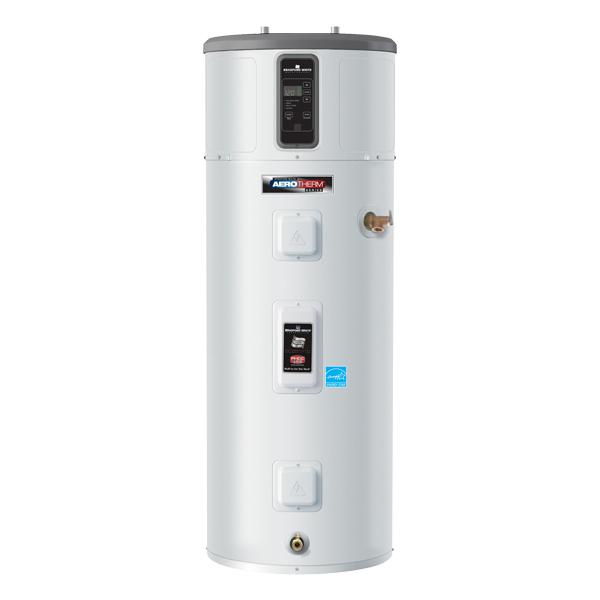 Bradford White RE2H50S6-1NCWT 50 Gallon AeroTherm Heat Pump Water Heater, 240 Volt/4500 Watts