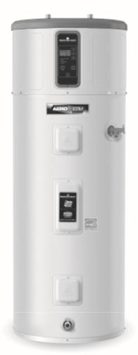 Bradford White RE2H80T6-1NCWT 80 Gallon AeroTherm Heat Pump Water Heater, 240 Volt/4500 Watts