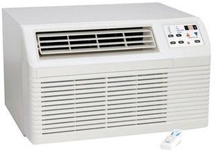 Amana PBH092G12CC 9000 BTU 9.7 CEER, 9.8 EER Thru-the-Wall Air Conditioner with Heat Pump - 115V