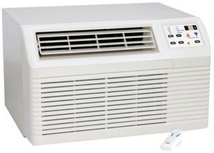 "Amana PBC122G00CC 11,800 BTU 9.7 CEER, 9.8 EER 26"" Thru-the-Wall Air Conditioner - 115 Volt"
