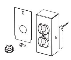 Everwarm JBK Junction Box Kit for Blowers