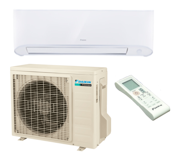 Daikin 12000 BTU 17 Series Single Zone Cooling Only Mini Split System