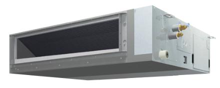 Daikin FDMQ15RVJU 15000 BTU Class Ducted Concealed Indoor Unit - Heat and Cool