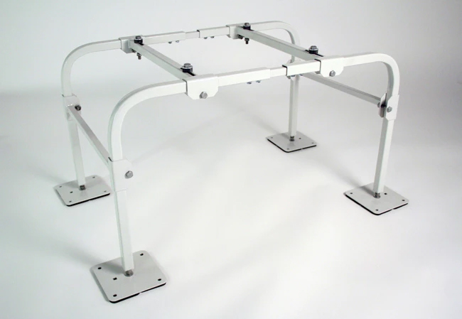 """Quick Sling QSMS1801 18""""Mini Split Condenser Stand - Up to 400 lbs"""