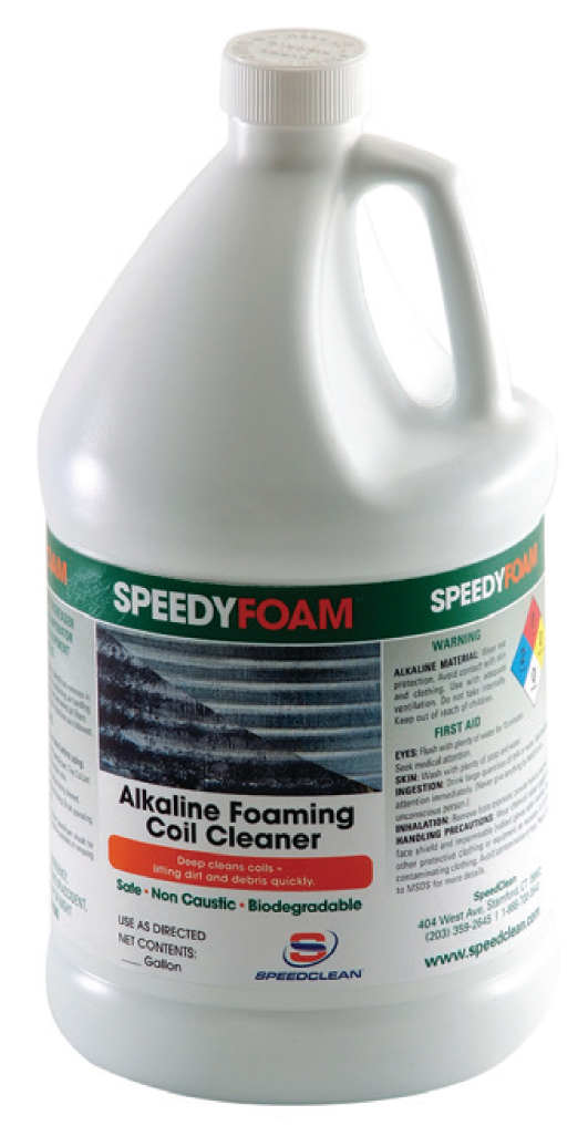 SpeedClean SC-FCC SpeedyFoam Condenser Coil Cleaner